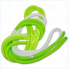 RSG Seil Chacott Gradation 30721 Yellow-Green FIG 3m Wettkampseil