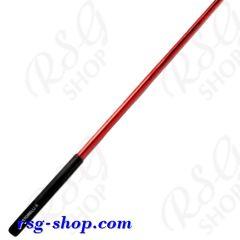 Stab 60cm Pastorelli Mirror col. Red Griff Black FIG Art. 02399