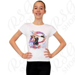 T-Shirt Pastorelli Dreamin Paint col. White