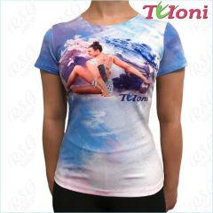 T-Shirt Tuloni mod. Nastya col. LDxSKBU Art. TSH06-LD