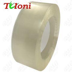 Transparente Folie Tuloni für Reifen 1,9cm x 30m T0968