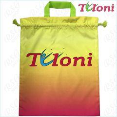 Чехол-сумка для обуви Tuloni mod. Trio col. YxFUxG Art. MKR-SHH04