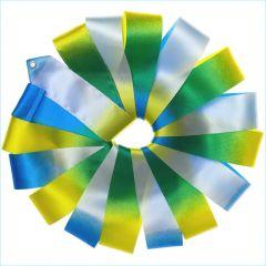 RSG Band Tuloni Weiß-Blau-Gelb