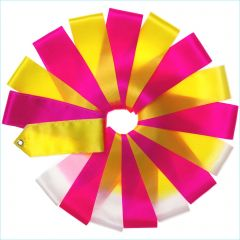 RSG Band Tuloni Weiß-Rot-Gelb