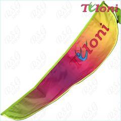 Hülle von Tuloni für Stab+Band mod. Trio col. YxFUxG Art. MKR-STR04