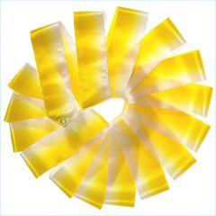 RSG Band Tuloni Weiß-Gelb