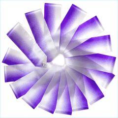 Ruban de GR Tuloni Blanc-Violet