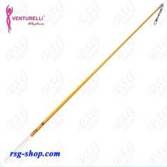Stab 56 cm Venturelli Orange Glitter-White FIG ST5616-61401