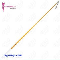 Stab 60 cm Venturelli Orange Glitter-White FIG ST5916-61401