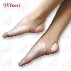 Wettkampfleggings mit Steg Tuloni T03991 Skin