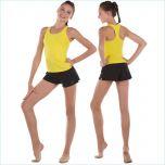 Doppellagige Shorts Solo RG767
