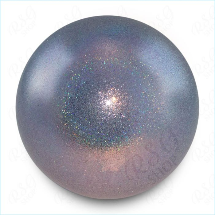 Ball Pastorelli FIG 18cm Glitter HV Wisteria Glycine