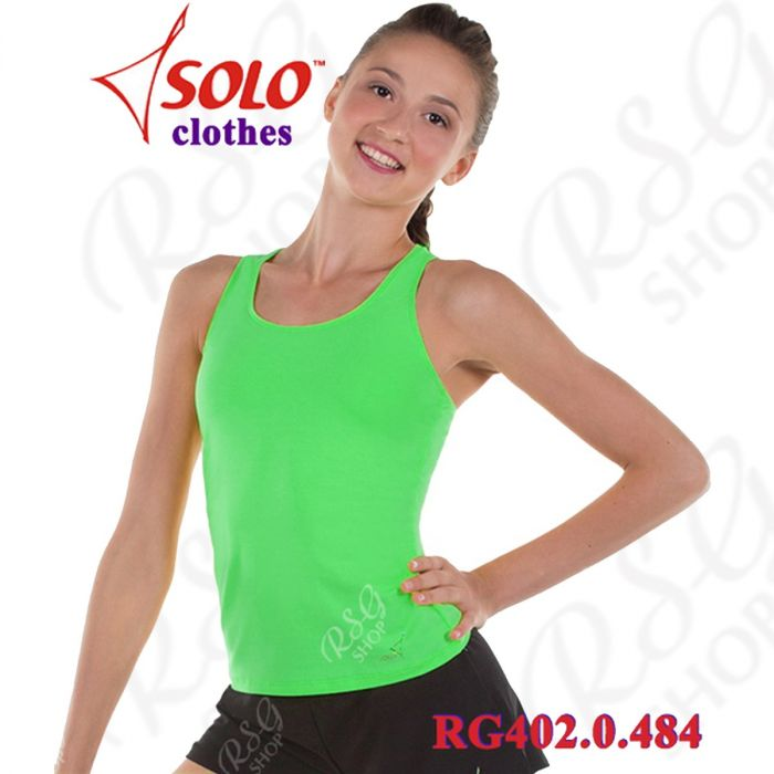 Top Solo Cotton Lime RG402.0.484