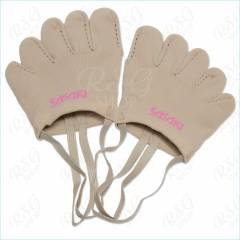 Halbe Socken Sasaki 153-F5 für Rhythmische Sportgymnastik